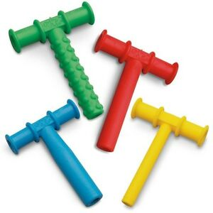 chewy tubes oral motor tool speech therapy special needs
