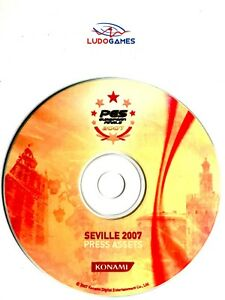 Pes-2007-Europeenne-Finals-Seville-2007-Press-Disque-PS2-Unpublished-Matiere
