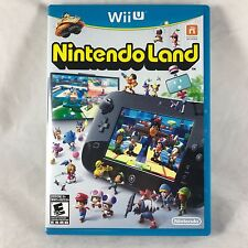 Nintendo Land Wii U Video Game Zelda Metroid Super Mario Luigi Yoshi Donkey Kong