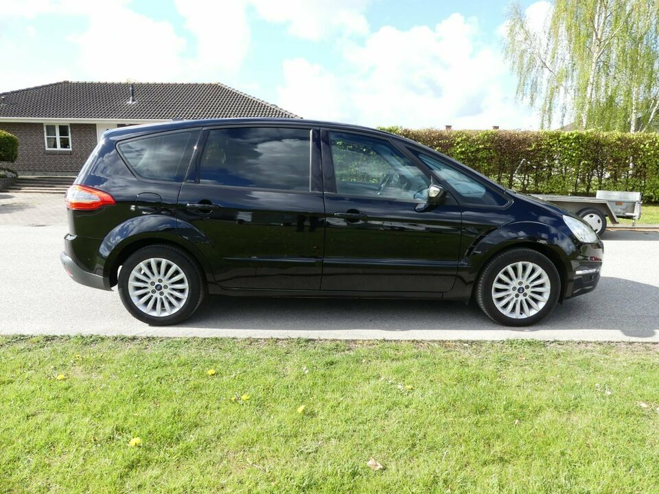 Ford S-MAX 2,0 TDCi 140 Collection 7prs Diesel modelår 2014