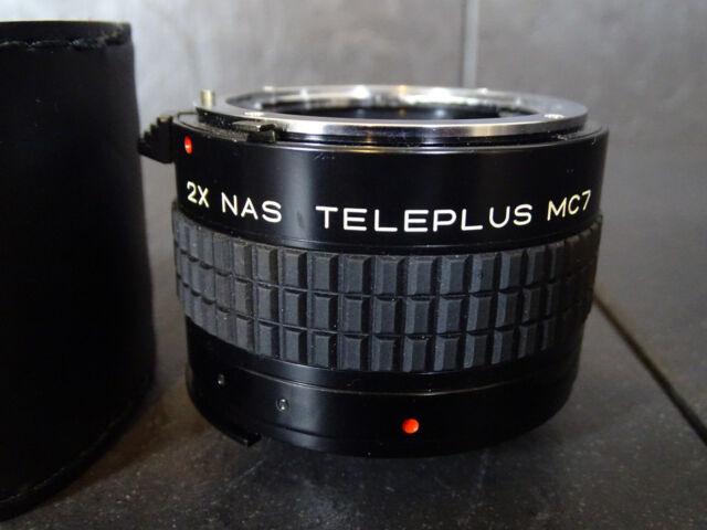 KENKO TELEPLUS  2x NAS MC7 Konverter MC7 für NIKON