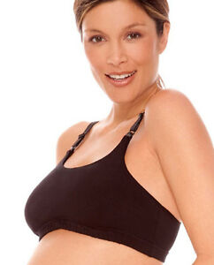 c22e3a39973b1 Image is loading Lamaze-Cotton-Spandex-Comfort-Nursing-Bra-LM-210