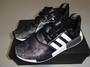 adidas nmd bape black
