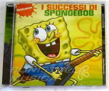 I SUCCESSI DO SPONGEBOB -  SOUNDTRACK O.S.T. - CD Sigillato