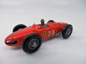 LESNEY-Matchbox-73-F1-FERRARI-Racing-car-vecchia-macchinina