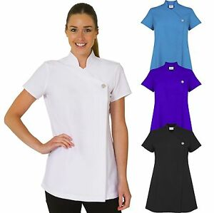 Ladies-Healthcare-Tunic-Ideal-for-Medical-Dental-Clinic-Uniform