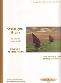 tenor/baritone Musical Instruments & Gear New Fashion Pearl Fishers Duet Bizet