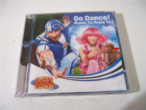 Go-Dance-Music-To-Move-To-by-LazyTown-0099923939825-US-CD-SEALED