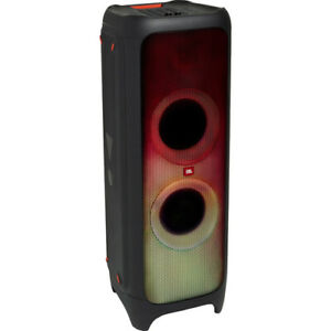 JBL PartyBox 1000 Powerful Party Bluetooth Speaker with Guitar & Mic Inputs
