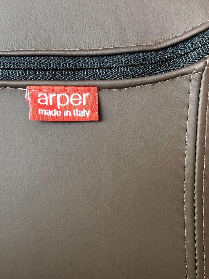 Arper, arper Catifa 80 læder, arper – dba.dk – Køb og Salg
