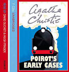Poirot's Early Cases by Agatha Christie (CD-Audio, 2005)