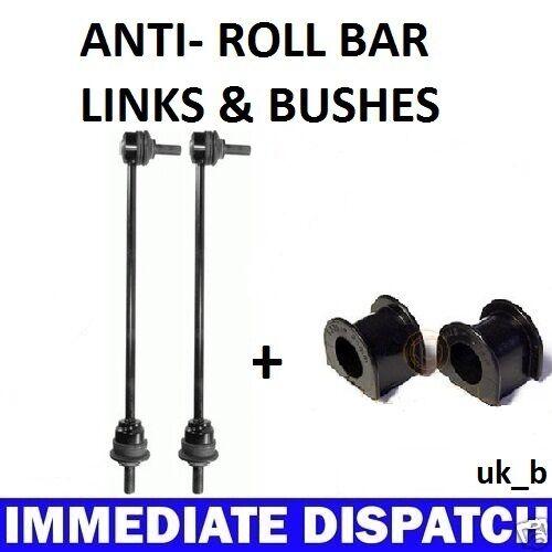CITROEN SAXO 1.0 1.1 1.4 Front ARB Anti Roll Bar Sway bar 2 x Bushes /& 2 x Links