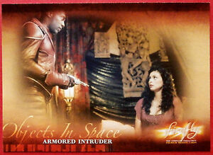 Joss-Whedon-039-s-FIREFLY-Card-53-Armored-Intruder-Inkworks-2006