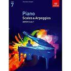 Piano Scales & Arpeggios Grade 7 ABRSM Exercises From 2009 Exam Book Prep S117
