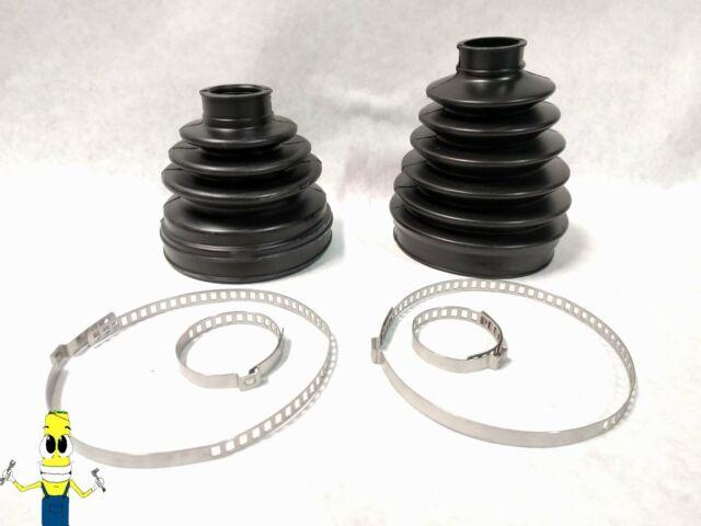 Stretch Outer//Inner Cv Joint Boot Kit-Driveshaft Boot Kit Gaiter For Toyota