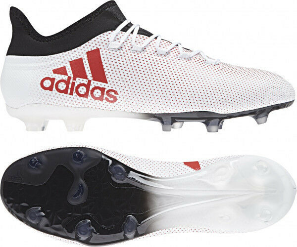 932604de8 Adidas Men Soccer shoes Cleats X 17.2 Firm Ground Football Boots CP9187 New