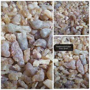 3X150g-Pure-Omani-Frankincense-Granular-Resin-Incense-Luban-Loban