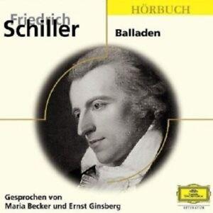 MARIA-GINSBERG-ERNST-FRANCK-WALTER-BECKER-BALLADEN-CD-NEW