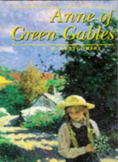 Anne Of The Green Gables Book