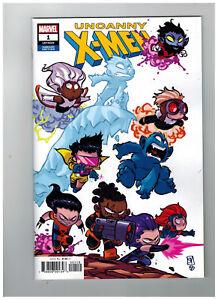 UNCANNY-X-MEN-1-1st-Printing-Skottie-Young-Variant-Cover-2019-Marvel-Comics