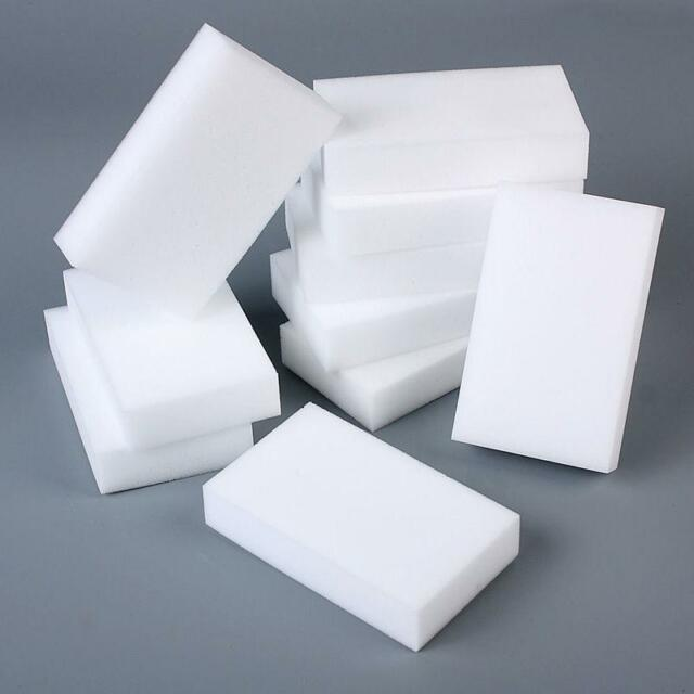 20//40//100PCS Magic Sponge Eraser Cleaning Melamine Multi-functional Foam Cleaner