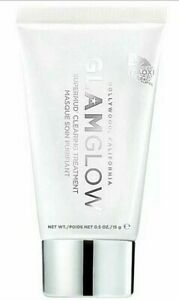 GlamGlow-Supermud-Clearing-Treatment-15g-Travel-Size-New-amp-Sealed