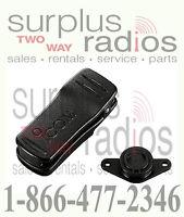 Icom Swivel Belt Clip 80ad A6 A24 F50 F50v F60 F60v M73 M88 Gm1600 R20