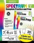Spectrum Complete Practice and Prep, Grade 3 by Spectrum (Mixed media product, 2015)
