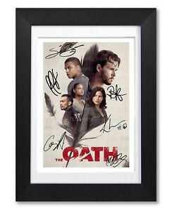 THE-OATH-CAST-SIGNED-POSTER-TV-SHOW-SERIES-SEASON-PRINT-PHOTO-AUTOGRAPH-GIFT