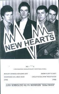 THE-NEW-HEARTS-034-Revolution-EP-7-034-rare-mod-punk-JOHN-PEEL-secret-affair-300