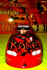 NHRA Jim Epler 1:24 Diecast KANE Funny Car NITRO Action WWF Drag Racing WWE