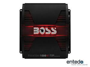BOSS-AUDIO-PT1000-2-Kanal-Verstaerker-Endstufe-Amplifier-Car-Auto-KFZ-LKW-PKW-NEU