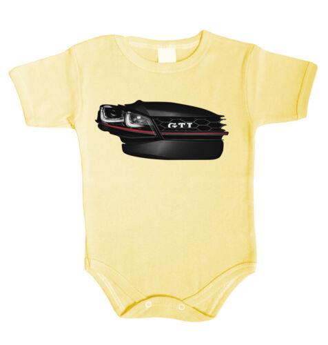 Baby Body Future GTI nation Babykleidung Strampler Unterwäsche Geschenk