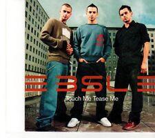 (EW959) BSL, Touch Me Tease Me - 2002 DJ CD