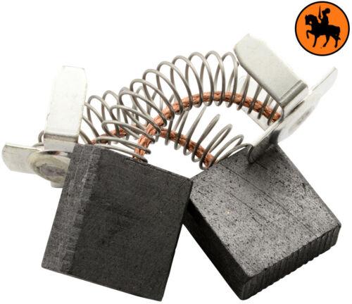 0.28x0.67x0.67/'/' Balais de charbon pour Hitachi Scie C 15FB