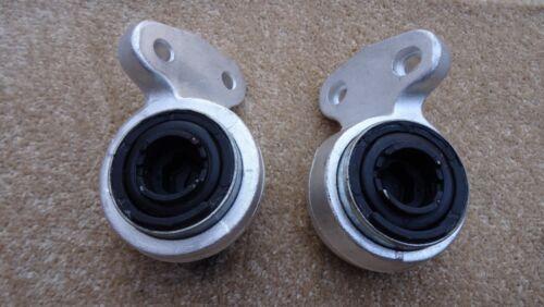 BMW 3 Series e46 Front Lower ouvrez Control Arms Bushes gauche & rods