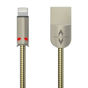 2-pack-Metal-iPhone-Charging-Cable-with-Red-LED-USB-to-Lightning-Connectors