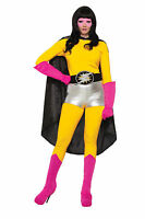 Adult Pink Unisex Super Hero Boot Tops Shoe Cover Size Medium Costume Accessory