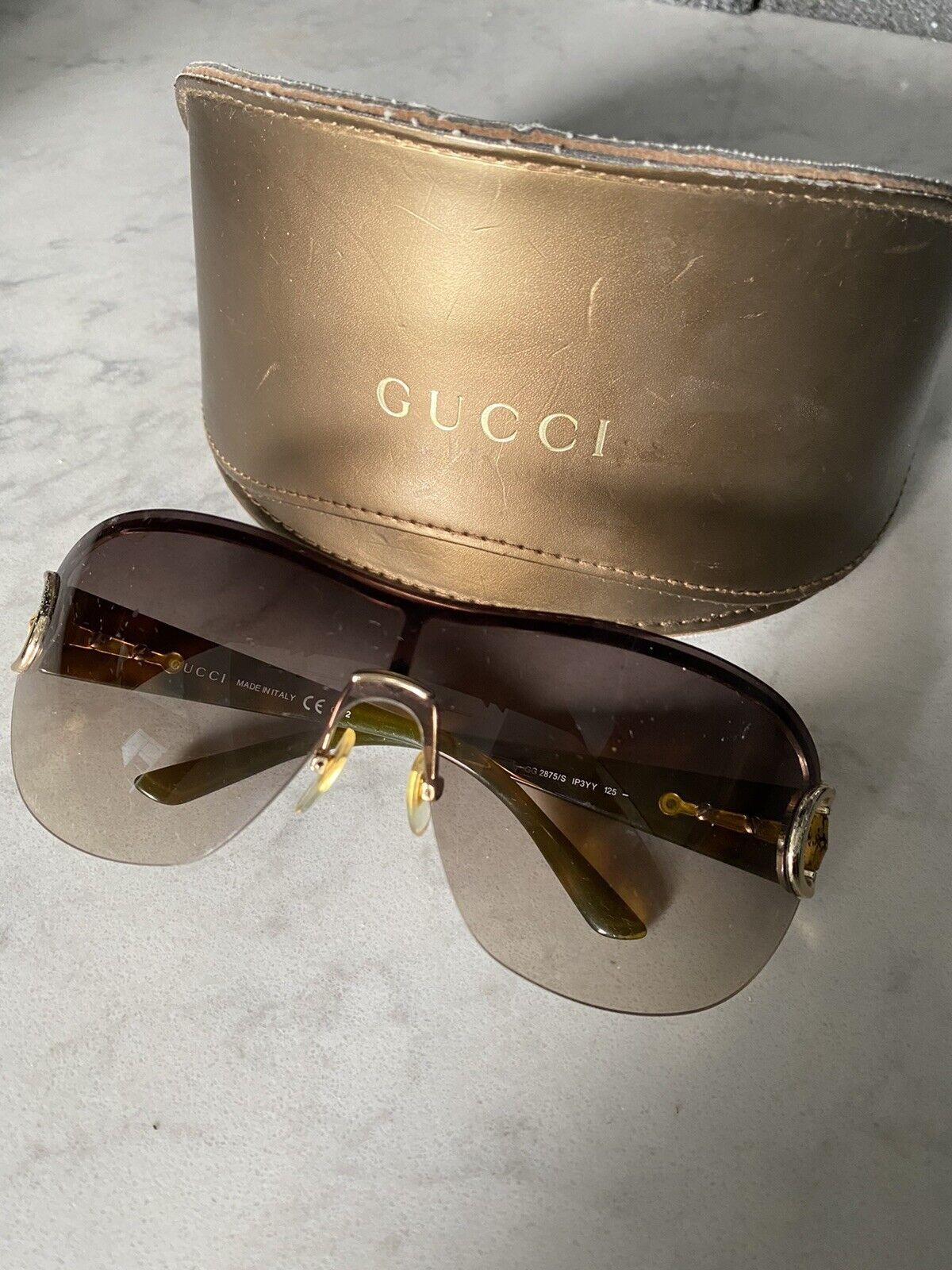 Gucci Bamboo Sunglasses - image 1