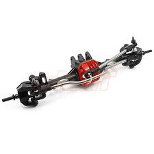 Xtra Speed Steel Assembled Front Axle Axial SCX10 II RC4WD D90 D110 #XS-SCX-1XS