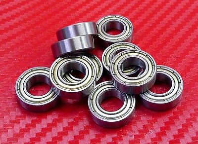 5pc 6000zz (10x26x8 mm) Metric Shielded Ball Bearing Bearings 10*26*8 6000z