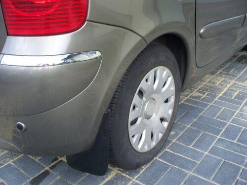 2xHinten Schmutzfänger Daihatsu Charade 2011-2013 Hatchback