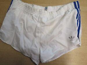 13671fd7ac6a9 Vintage Adidas Sprinter Shorts D6 Retro Medium 32-34