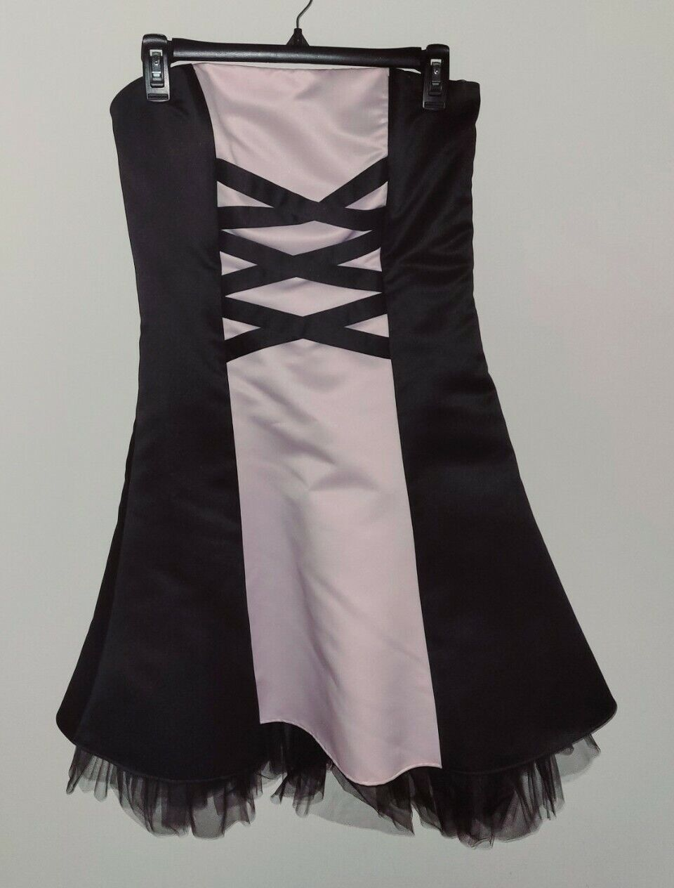 Jessica McClintock for Gunne Sax Tuxedo Dress - image 1