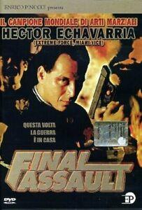 Final-Assault-DVD-Nuovo-sigillato-EP-Enrico-Pinocci