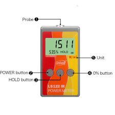 Ir Power Meter Infrared Radiation Luminance Tester 0 40000 Withm2 Irradiance Range
