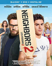 Neighbors 2: Sorority Rising (Blu-ray) Seth Rogen ; Zac Efron