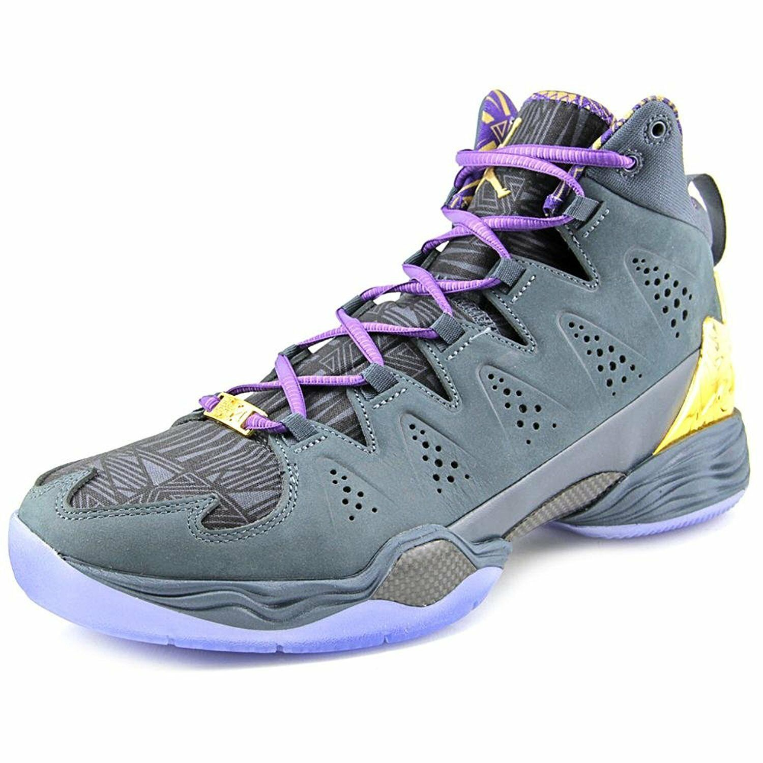 Nike Jordan Melo M10 BHM BLACK HISTORY MONTH Mens basketball Comfortable New shoes for men and women, limited time discount
