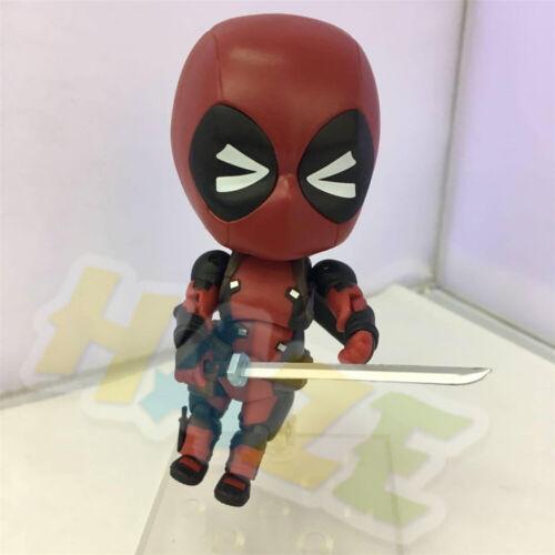 Deadpool Orechan Edition PVC Figure Toy 10cm New in Box