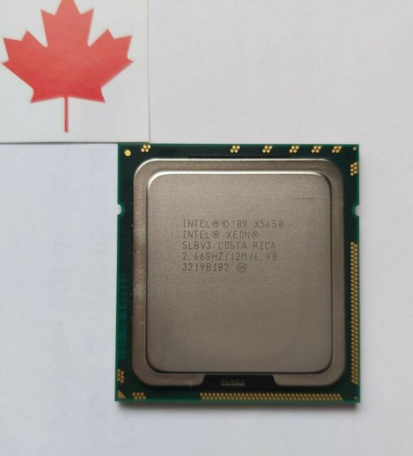 Intel Xeon X5650 Hexa-Core Processor